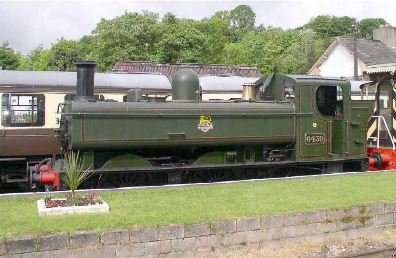 6430 at Buckfastleigh