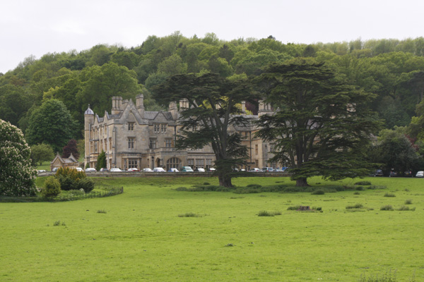 Dumbleton Hall, Glos