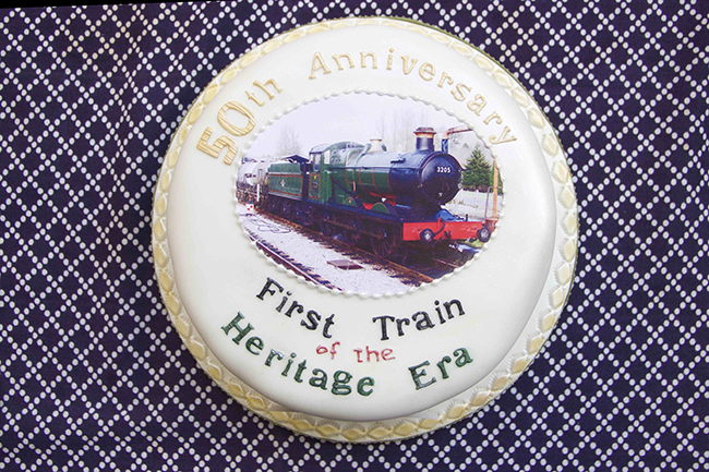 50th_Anniversary_Buckfastleigh_Cake